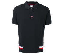 Poloshirt mit Logo-Detail - men - Baumwolle - XL