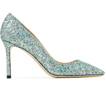 Romy Pumps im Glitter-Look 85mm