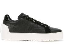 Sneakers mit Kontrastferse - men