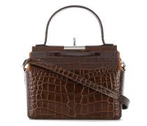 Handtasche mit Prägung