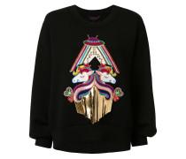 Sweatshirt mit Einhorn