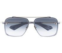 Eckige Mach Six Sonnenbrille