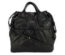 drawstring tote bag - women - Leder