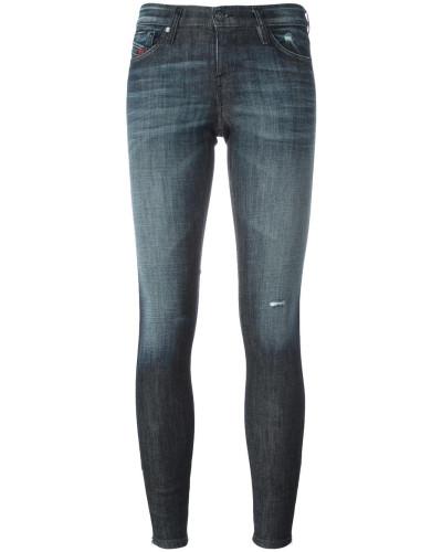 'Skinzee Low Zip' Jeans