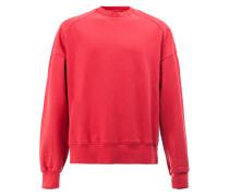 Oversized-Sweatshirt mit Raglanärmeln