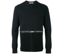 Sweatshirt mit Reißverschlussdetail - men