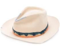 sprayed detail hat