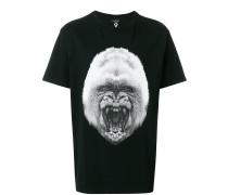 "T-Shirt mit ""Gorilla""-Print"