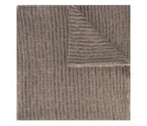 Gerippter Oversized-Schal