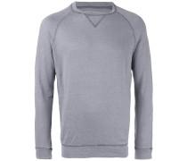 Pullover mit Kontrastnähten