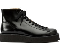 - Stiefel mit Schnürung - men - Leder/rubber - 6