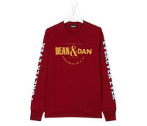 "Langarmshirt mit ""Dean & Dan""-Print"