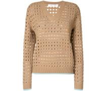 felted mesh jumper