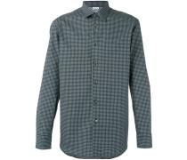 - Hemd mit Kachelmuster - men - Baumwolle - L