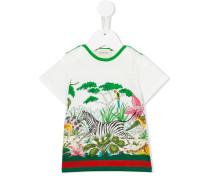"T-Shirt mit ""Baby Savannah""-Print - kids"