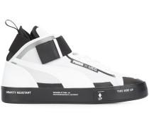 x UEG hi-top sneakers
