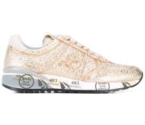 - Sneakers mit bedruckter Sohle - women
