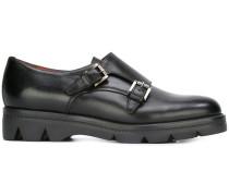 Loafer mit breiter Sohle