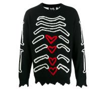'Bones' Pullover