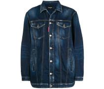 Be Nice oversized denim jacket