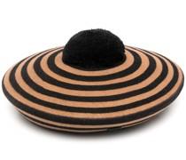 Gestreifte Mütze
