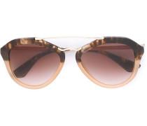 Sonnenbrille mit D-Rahmen