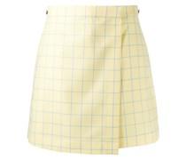 Shorts mit Check