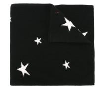 Kaschmirschal mit Intarsien-Sternen - women