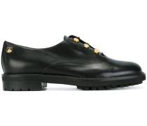 Oxford-Schuhe ohne Schnürsenkel