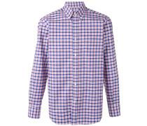 Hemd mit Karomuster - men - Baumwolle - XL