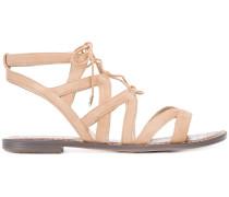 Sandalen mit Schnürung - women - Acetat - 7.5