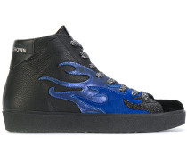 'Fire' High-Top-Sneakers