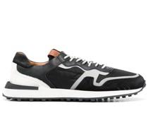 Futura colour-block sneakers