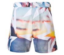 'Essential Resort' Shorts mit Print