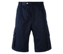 Shorts mit LogoPatch