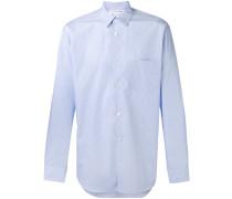 Hemd mit Längsstreifen - men - Baumwolle - L