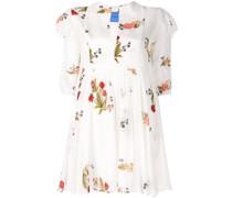 'Piper' Kleid mit Blumen-Print