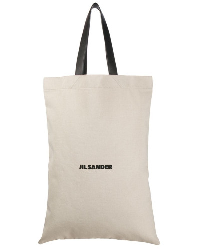 Oversized-Shopper mit Logo