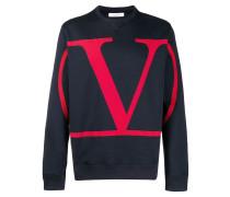 Garavani Sweatshirt mit VLOGO