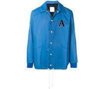drawstring bowlers jacket