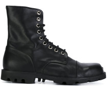 'Steel' Military-Stiefel