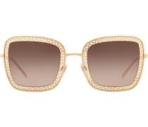 Sonnenbrille mit Laser-Cuts