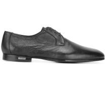 - Derby-Schuhe mit strukturierten Akzenten - men