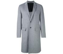 Mantel mit zwei Knöpfen