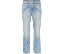 'Rider' Cropped-Jeans
