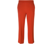 Schmale Cropped-Hose - women