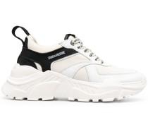 Future Sneakers mit Kontrastriemen