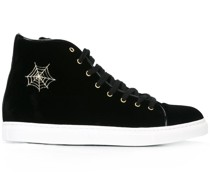 'Purrfect' High-Top-Sneakers