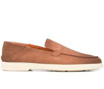 Loafer mit flacher Sohle