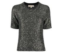 T-Shirt mit Glitter